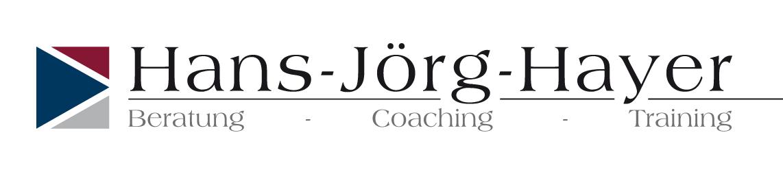 Hans-Jörg Hayer  Beratung-Coaching-Training